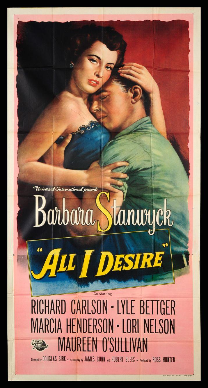 All I Desire (1953) - Douglas Sirk