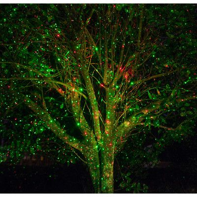 Wintergreen Lighting Static Laser Projector Color Products