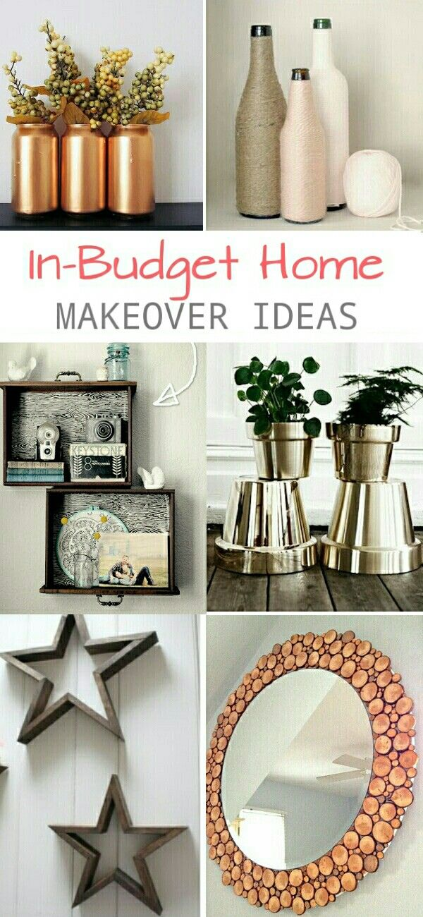 12 brilliantly cheap easy makeovers to make your house look