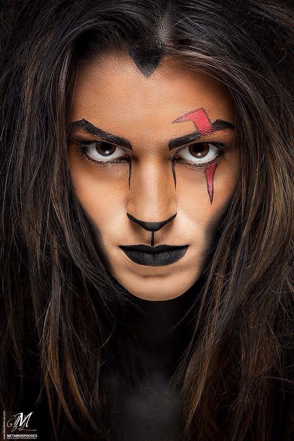 "Makeup ""Scar"" The Lion King Makeup Pinterest Lions"