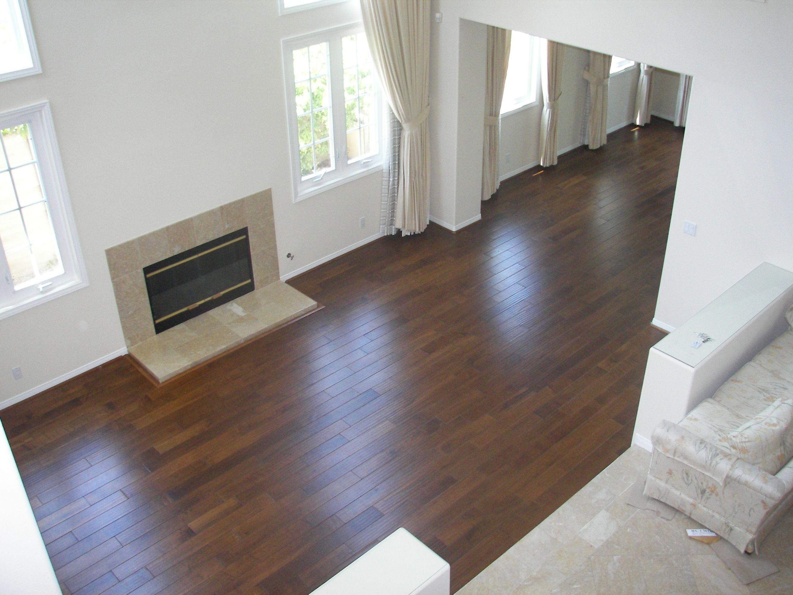 Glued Down Wood Floors | http://dreamhomesbyrob.com | Pinterest ...