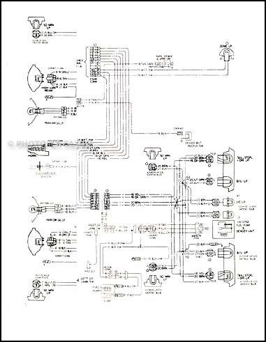 1979 Chevy Monte Carlo Wiring Diagram