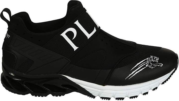 cdebe0b6e02 Philipp Plein Plein Sport Runner Rock Slip-on Sneakers | Products