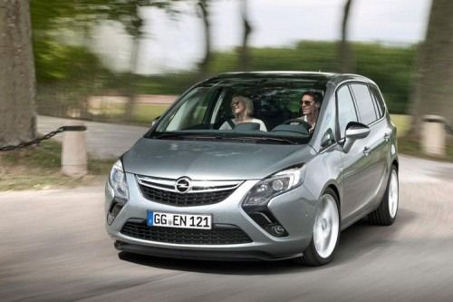 Opel Zafira Tourer With Lpg System Released In Europe Tourer Motor Traumauto