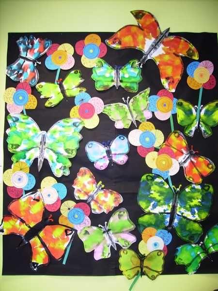 Ecole maternelle raymond logeais saint gratien 95 l for Pinterest bricolage jardin