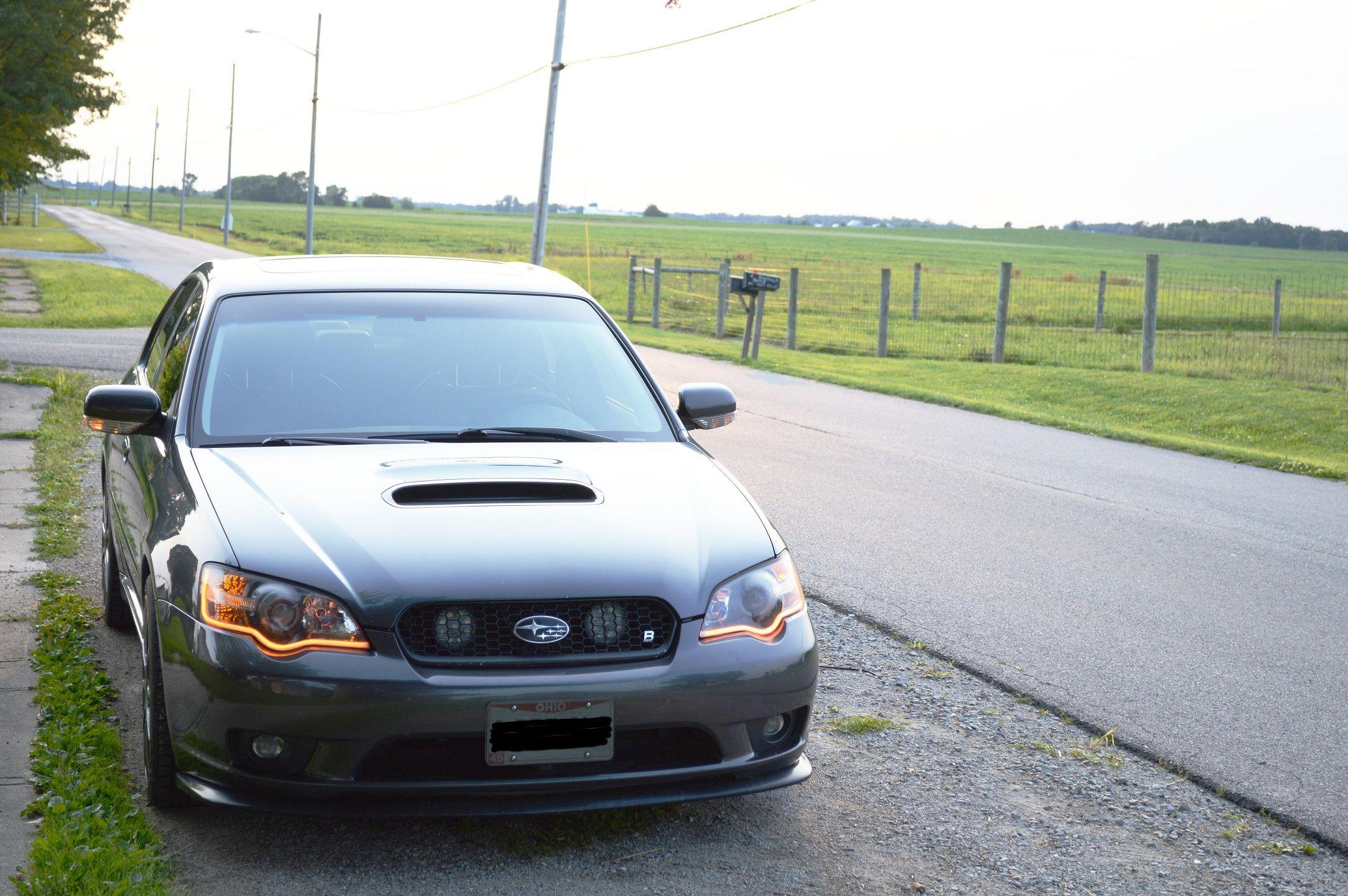 Modified 2005 Subaru Legacy Gt Honda Gx630 Wiring John Deere Sx85