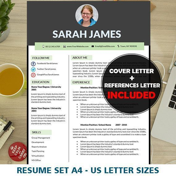 resume_for_teachers You resume is your ad to managers where you are ...