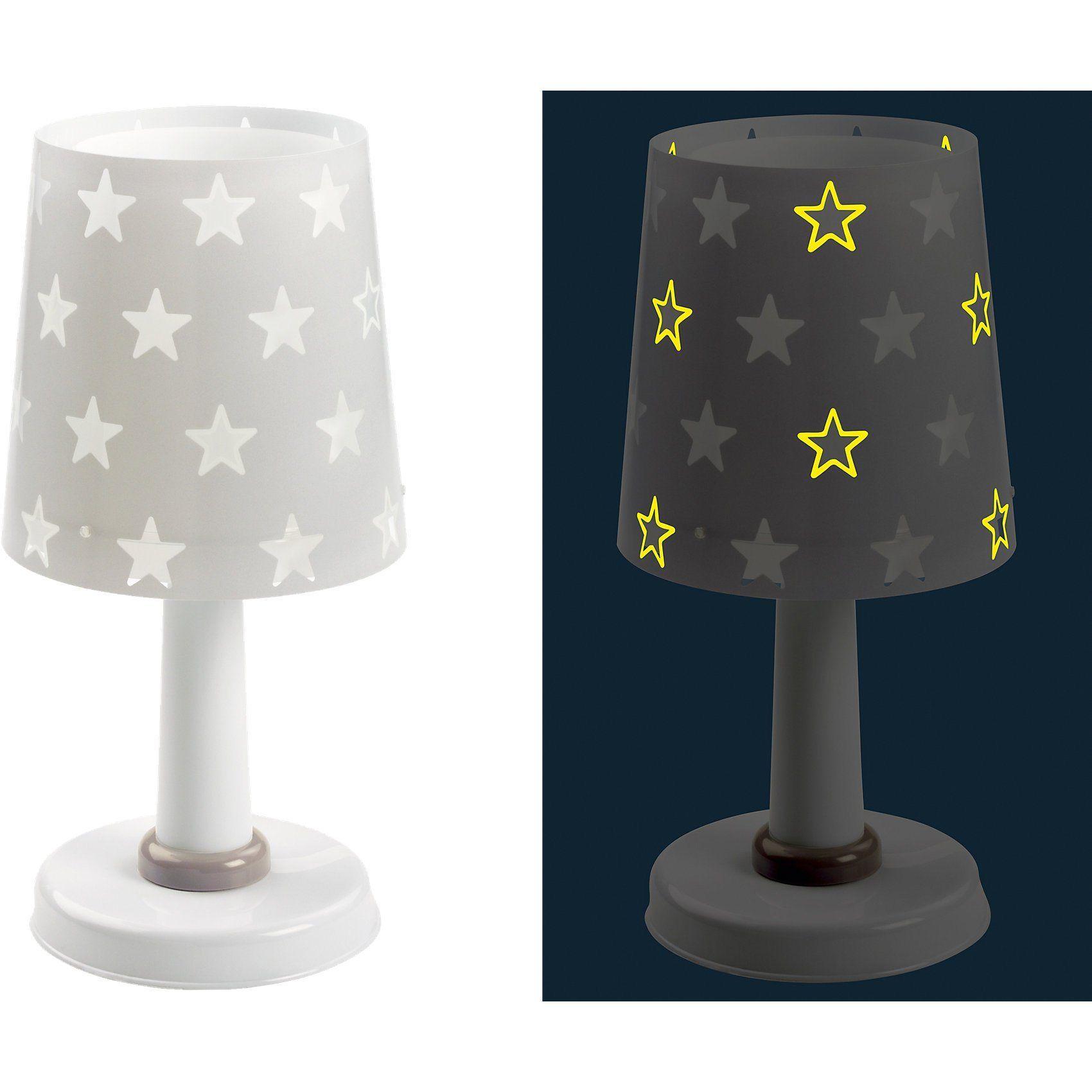 Dalber Tischlampe STARS, Glow in the dark, grau Jetzt bestellen ...