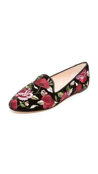 7cb1ba1888b9 Kate Spade New York Swinton floral slip-on flats