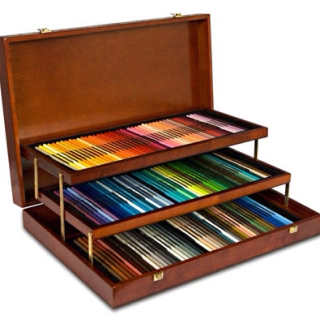 prismacolor pencil case i want right now all my prismacolor