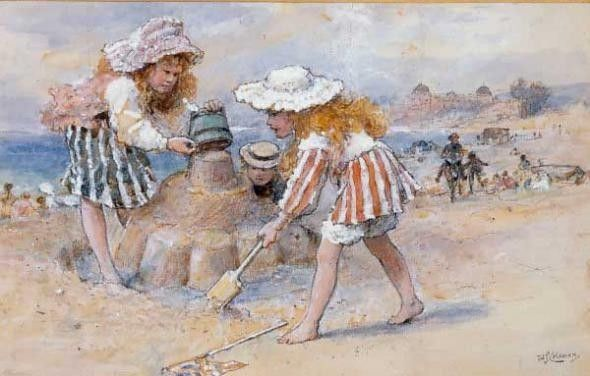 British Paintings: William Stephen Coleman - The Stile