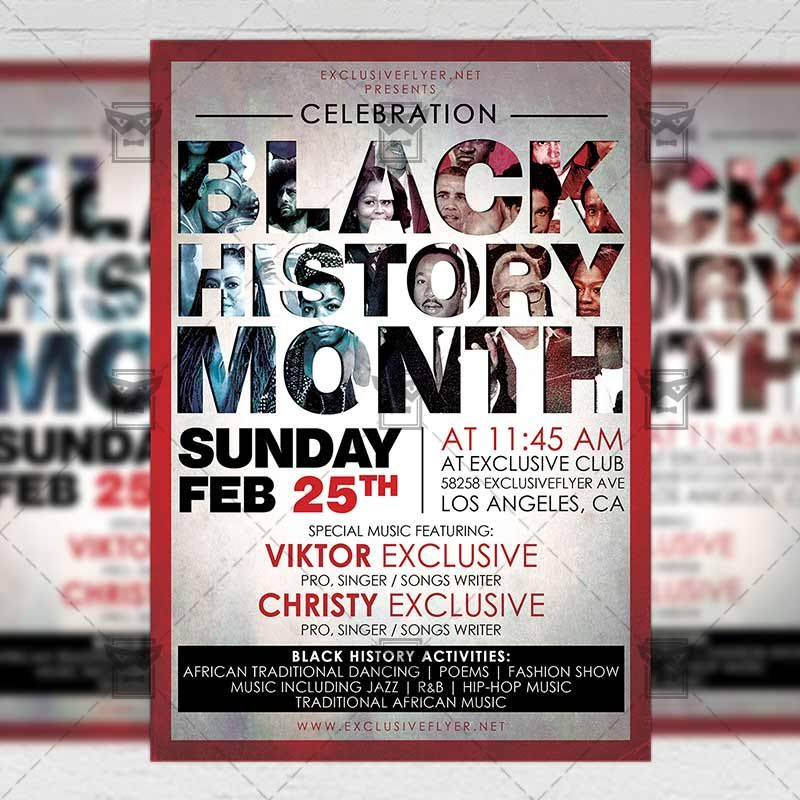 Image Result For Music Flyers Black History Month Events Black History Activities History Song