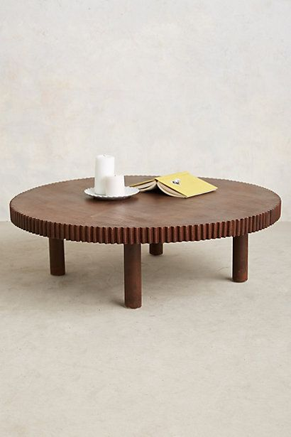 Cog Wheel Coffee Table #anthropologie