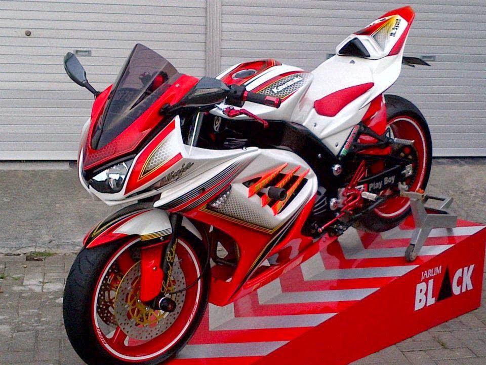 Kumpulan Foto Modifikasi Kawasaki Ninja 250 ABS Terbaru