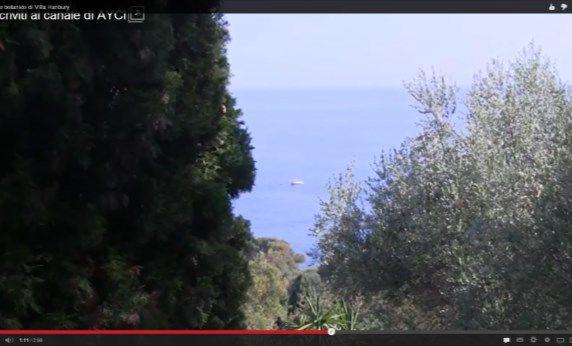 Villa Hanbury: il parco botanico si trova in località Mortola, in provincia di Imperia, a pochi chilometri da Ventimiglia e dal confine con la Francia --> http://www.allyoucanitaly.it/blog/video-villa-hanbury