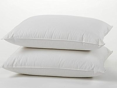 Bed Pillows 20445: Premium Quality European 800 Fill Power 100% White Goose Down Pillow Set – 10... -> BUY IT NOW ONLY: $229.99 on eBay!