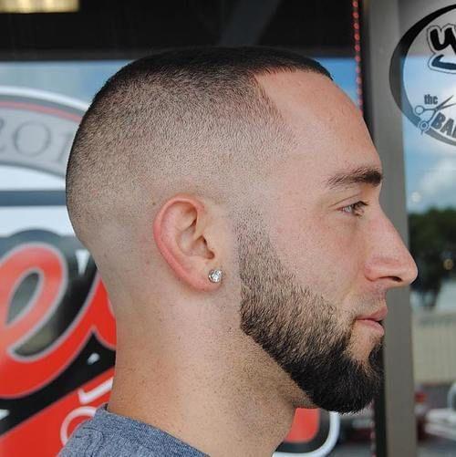 Extra Short Skin Fade Haircut High And Tight Haircut High And Tight Haircuts For Men
