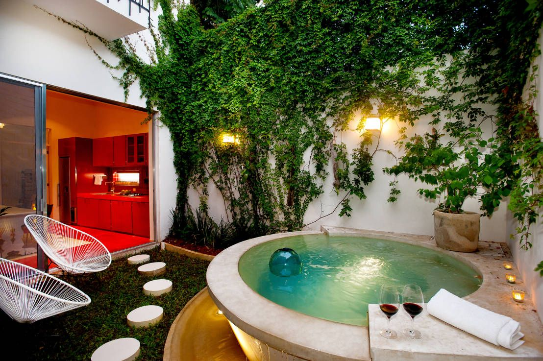 6 diseños de jardín para todos los gustos | patios, mini swimming