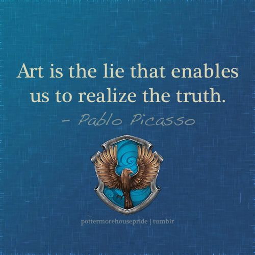 I love this. So much. #ravenclaw #art