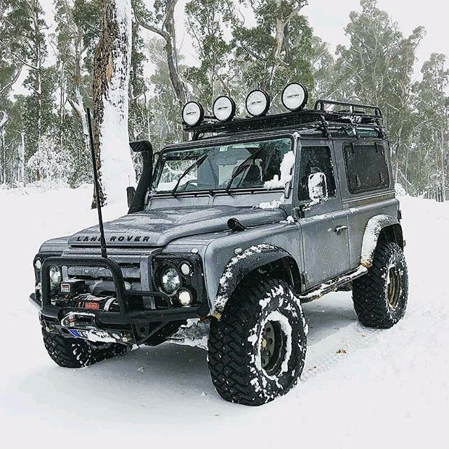 Pin By Dave Johnson On Land Rover Defender With Images Land