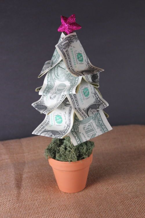 Money tree gift gift ideas cash and gift cards pinterest money tree gift negle Image collections