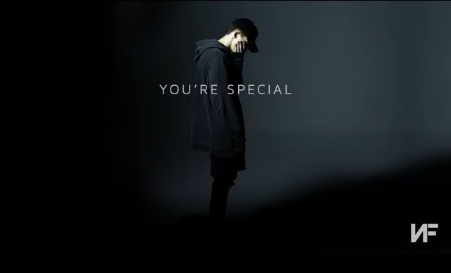 Nf Perception You Re Special Depressing Songs Let You Down Let It Be