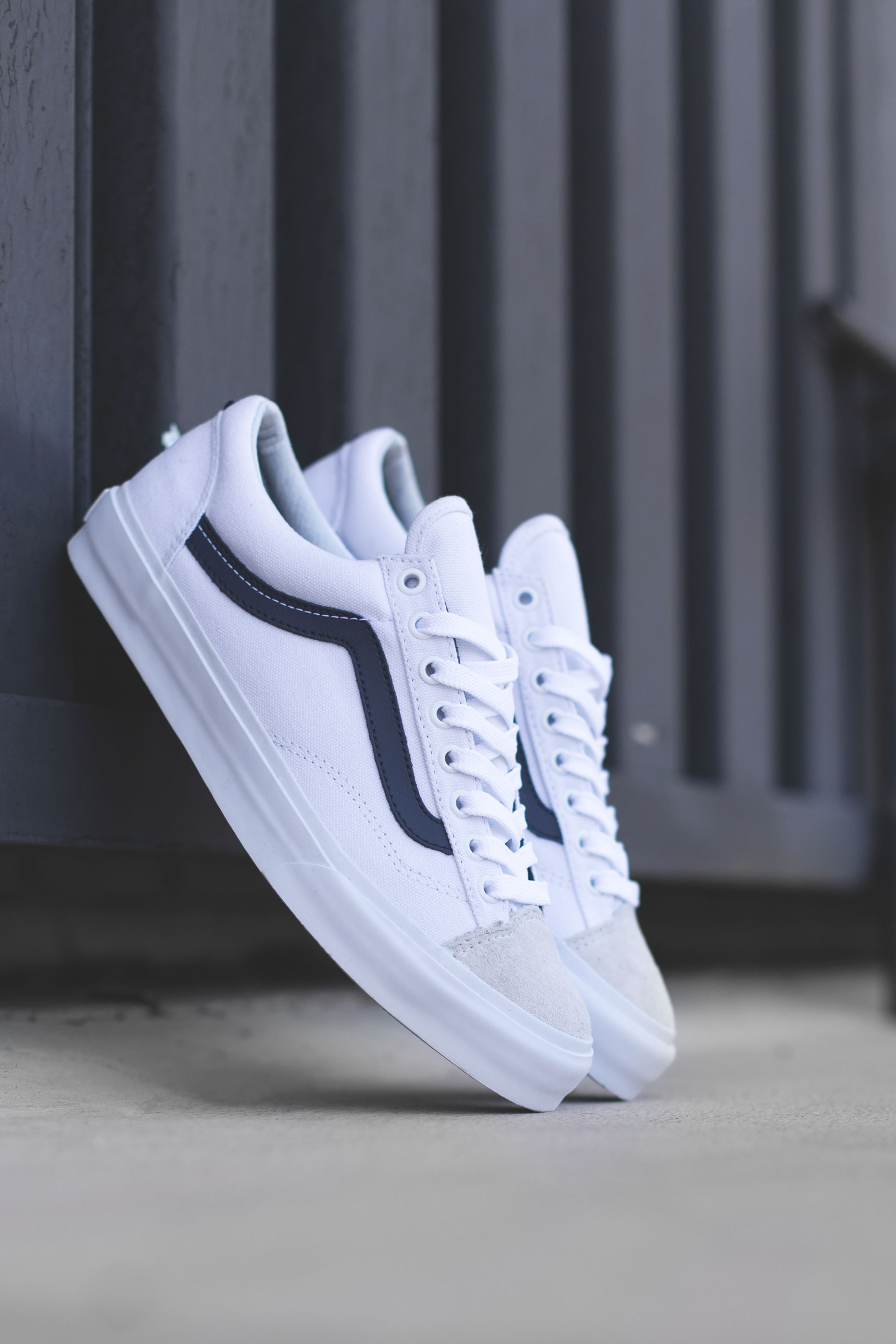 7f02e873bb528d Vans Style 36 Vanguard In Dress Blues  Vans  Vansguard  Footwear  Sneakers   Fashion  LookBook