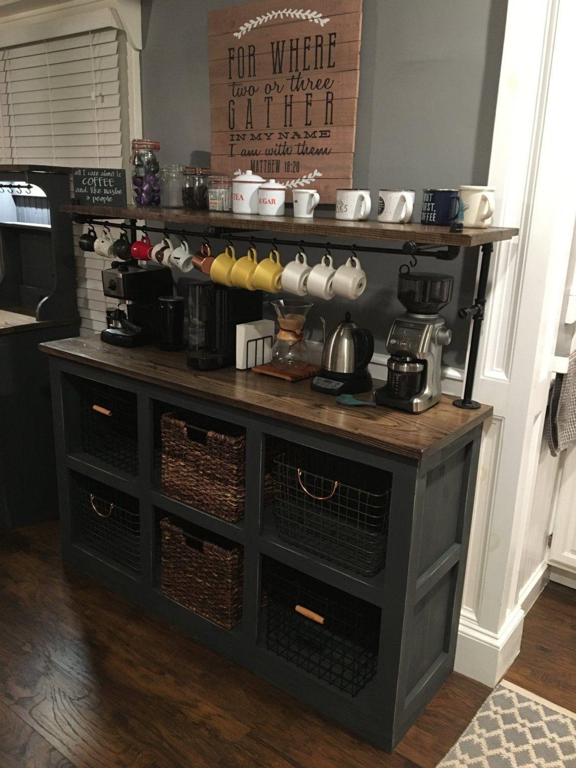 Eddie 3 coffee bar free shipping etsy coffee bar home