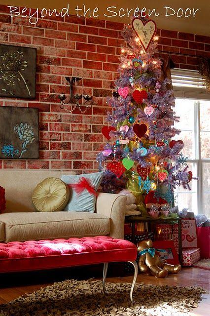 a Valentine Tree... LOTS OF LOVE!!!!!