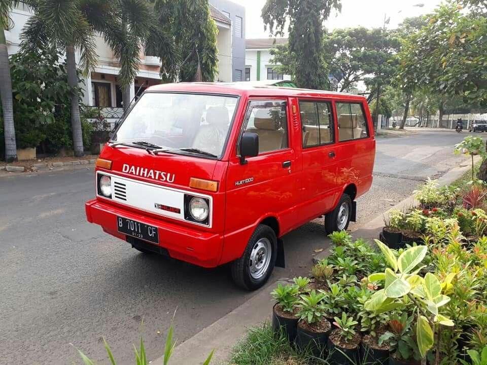 Daihatsu Hijet 1000 Daihatsu Indonesia