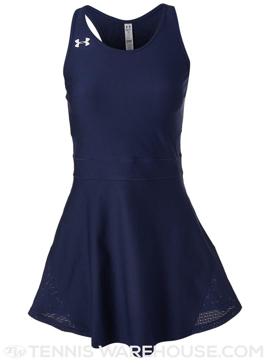 béisbol Minero hígado  Under Armour Women's Spring Tennis Dress   Tennis dress, Tennis clothes,  Tennis fashion