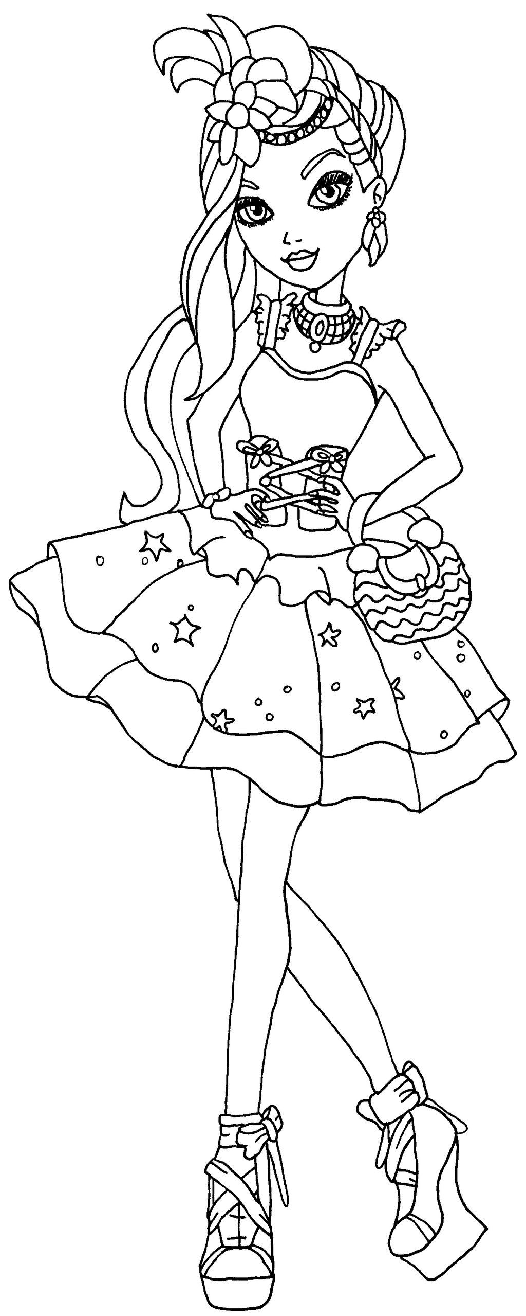 ever after high coloring pages Google Search