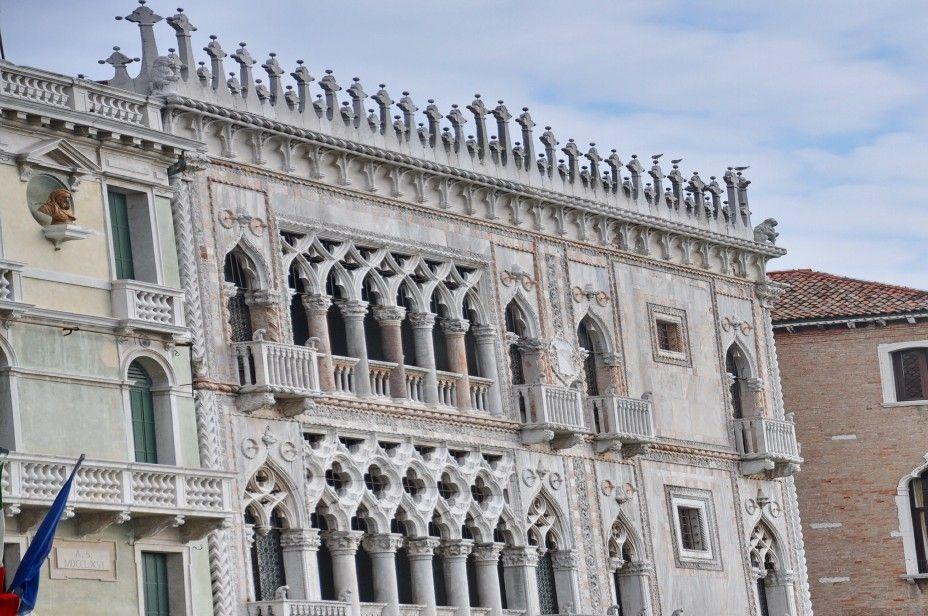 Венеция романтическая ? / город, мосты, достопримечательности, венеция, золотой дом