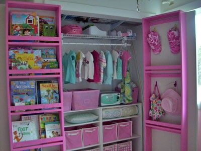 The BEST site ever for organizing kid's clutter!  All parents should check it out!!! Practical and inexpensive ideas!
