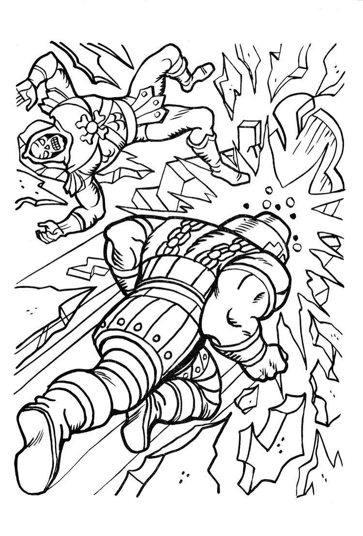 pin by waltorgrayskull on coloring book pages of the motu pop