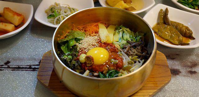 bibimpap - perinteinen, tasapainoinen ja terveellinen korealainen herkku