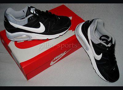 Nike Air Max Command GS White Black talla 37 37,5 38 nuevo