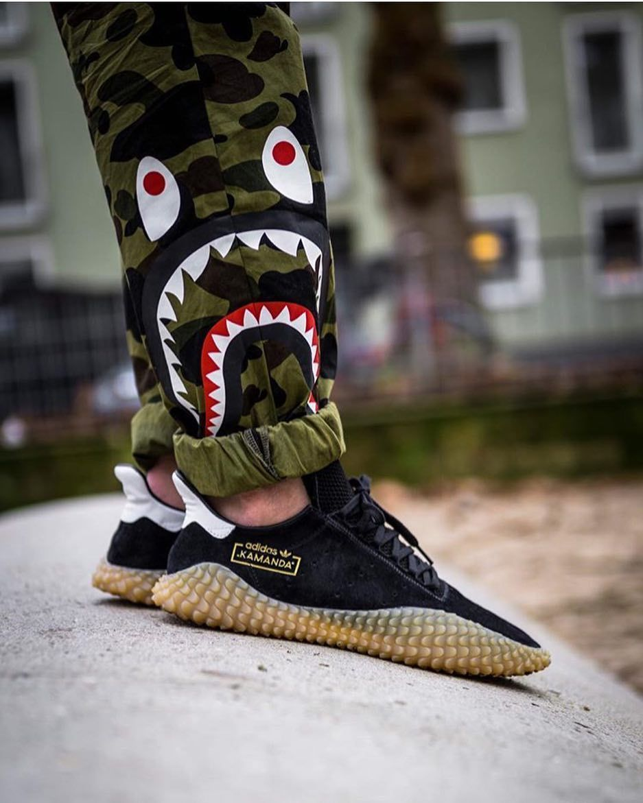 831abc763a7e What are your thoughts on the  adidasoriginals Kamanda  by  ttapreme   sneakersmag  adidas  adidasoriginals  kamanda  sneaker