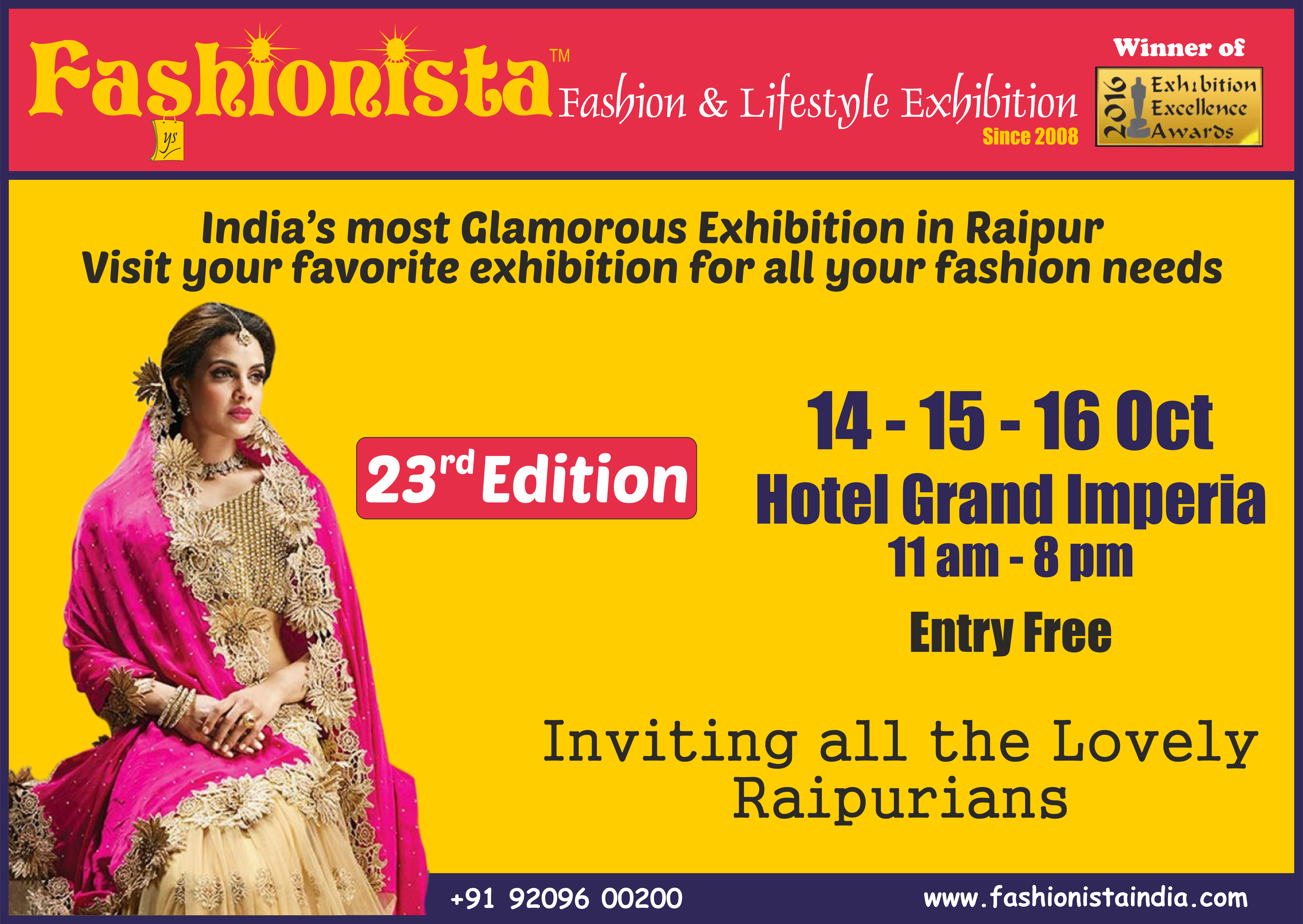 Hello Raipur, Are you Ready for Diwali? We are coming to you