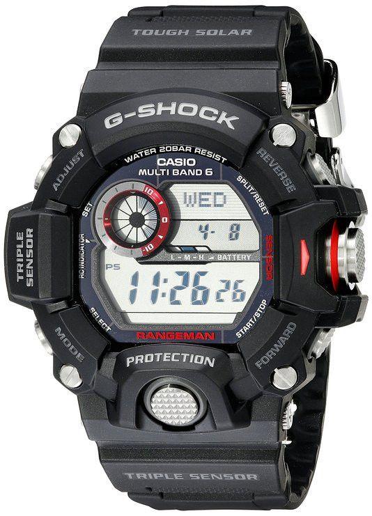 344380b9c Casio G-Shock GW9400-1 RANGEMAN | Gshock | Reloj, Reloj digital, Reloj  táctico