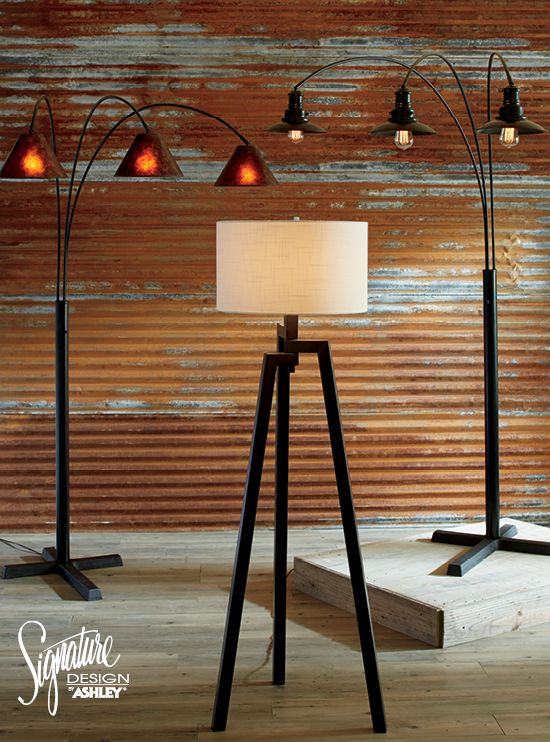 Floor lamps ashley furniture lighting pinterest floor lamps ashley furniture aloadofball Image collections