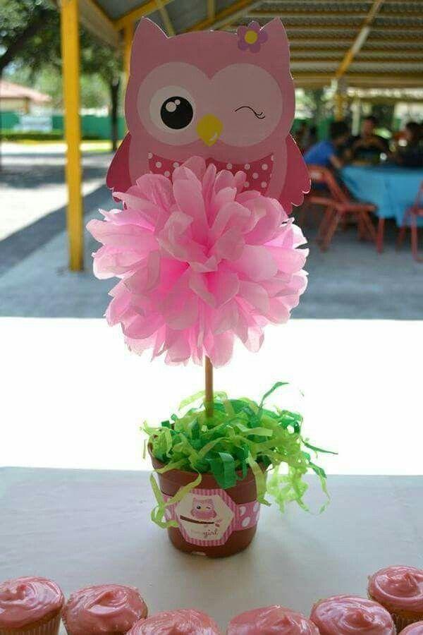 FIESTAS TEMA BHOS FIESTAS TEMA BHOS Pinterest Babies Owl