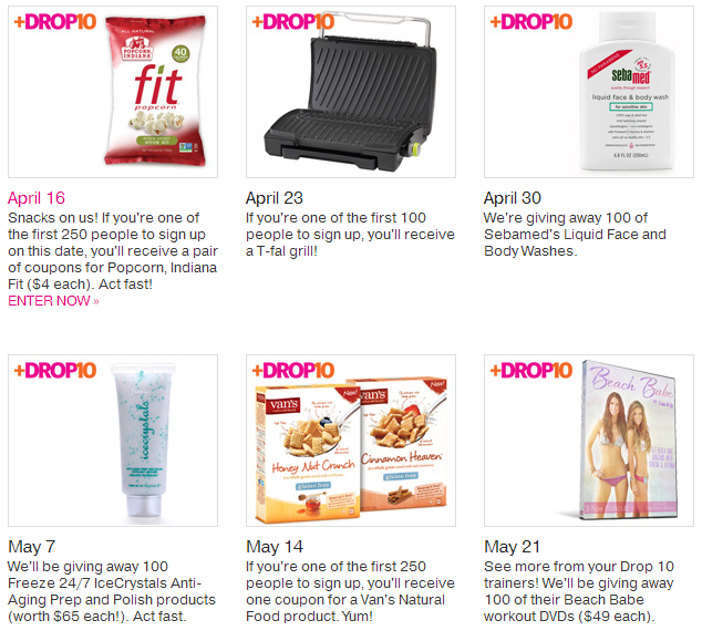 Enter for a chance to WIN weekly from Self Magazine! Check