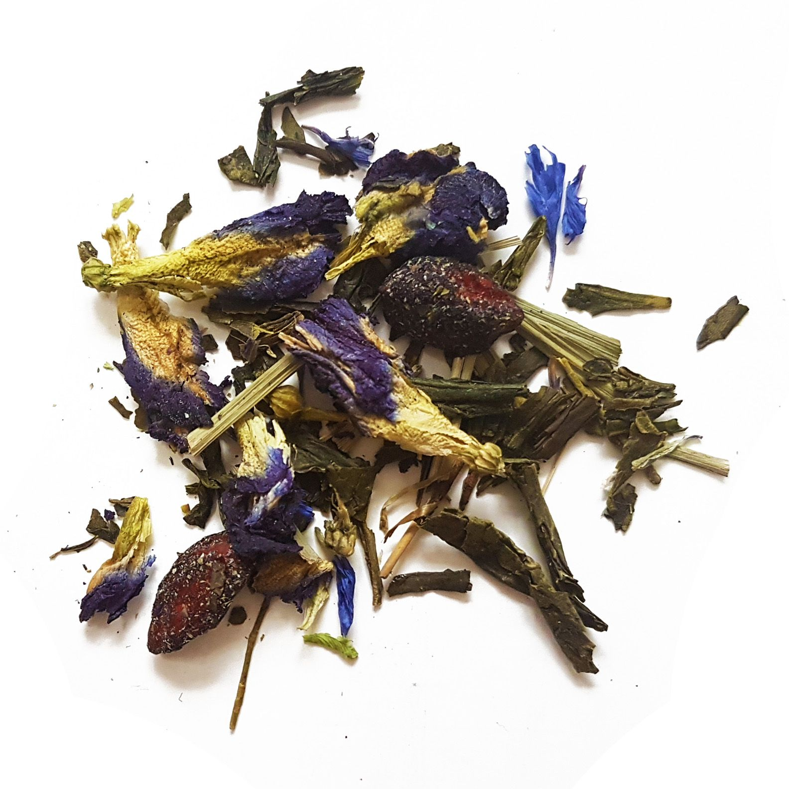 Blue Voodoo Lemon grass tea benefits, Butterfly pea