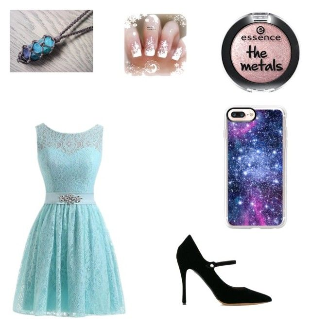 Untitled #1 by petramucnjak on Polyvore featuring polyvore fashion style Tabitha Simmons Casetify clothing