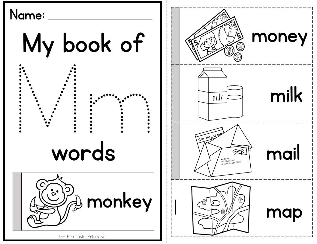 Alphabet Books Flip Books To Teach Letters And Sounds