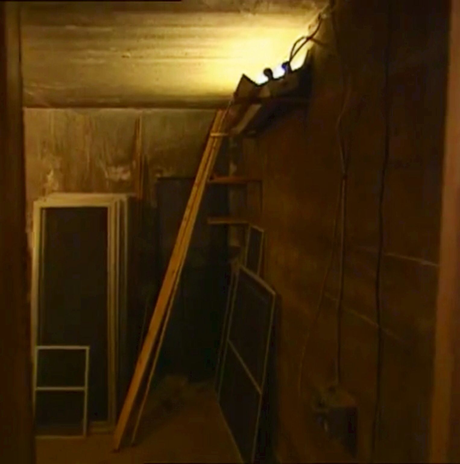 """Found In Basement: The So-called """"wine Cellar"""" In The Basement Where JonBenet"""