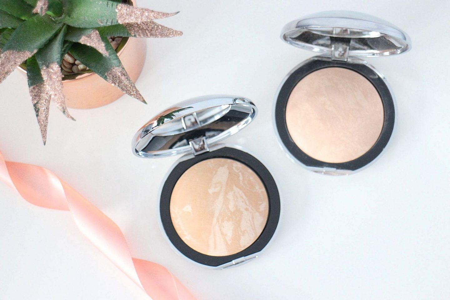Protocol Baked Mineral Foundation Mineral foundation