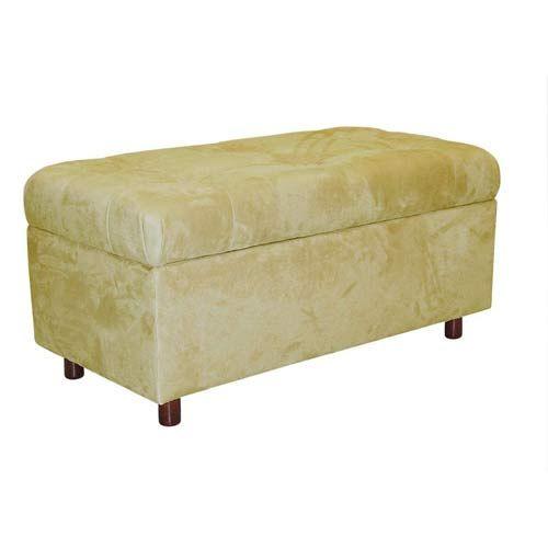 Skyline Furniture Mfg Tufted Storage Bench Premier