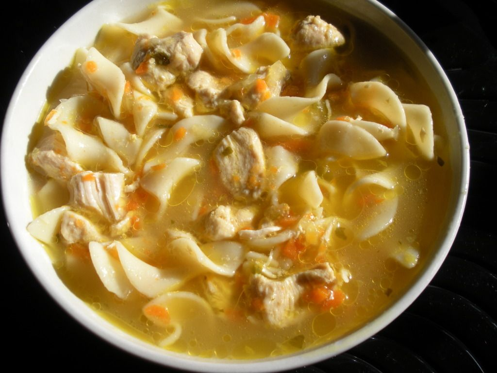 Chicken noodle soup soupaholics anonymous soups dips sauces chicken noodle soup southern food recipessoul forumfinder Gallery